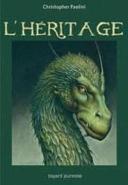 l heritage (volume 4) christopher paolini 9782747028554