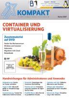 ix kompakt   container und virtualisierung (ebook) 9783957881854