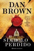 el simbolo perdido-dan brown-9788408089254