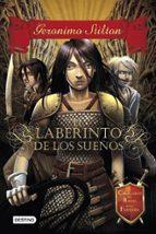 caballeros del reino de la fantasia 1: el laberinto de los sueños-9788408115854