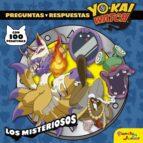 yo kai watch: los misteriosos (incluye pegatinas) 9788408172154