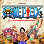 one piece: la gran aventura de eiichiro oda-alfons moline-9788415201854
