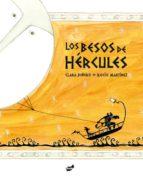los besos de hercules-clara piñero-9788415357254