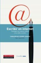 escribir en internet (ebook)-mario tascon-9788415472254