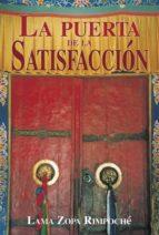 la puerta de la satisfacción (ebook)-lama zopa rimpoche-9788415912354