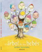 el árbol de los bebés sophie blackall 9788416126354