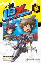little battlers experience (lbx) nº 06-hideaki fujii-9788416401154