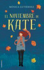 el noviembre de kate monica gutierrez 9788416498154