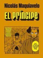 el principe (manga) nicolas maquiavelo 9788416540754