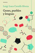 genes, pueblos y lenguas luigi luca cavalli sforza 9788416771554