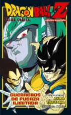dragon ball z anime comic ¡¡choque!! guerreros de 10.000.000.000 poderes akira toriyama 9788416889754