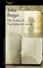de a para x-john berger-9788420422954