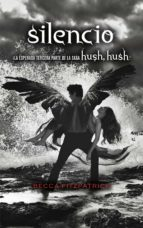silencio (saga hush, hush 3)-becca fitzpatrick-9788420434254
