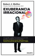 exuberancia irracional (3ª ed. act. y amp.) robert j. shiller 9788423422654