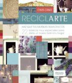 reciclarte: haz que tus muebles sean unicos-chus cano-9788427040854