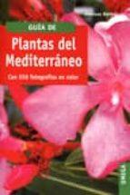 plantas del mediterraneo-andreas bärtels-9788428214254