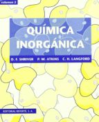 quimica inorganica (t. ii)-duward f. shriver-peter w. atkins-cooper h. langford-9788429170054