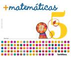 cuaderno de matematicas 5 (educacion infantil) 9788429407754