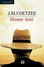 home lent j.m. coetzee 9788429756654