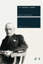 obras completas: tomo v (1932 1940) jose ortega y gasset 9788430606054