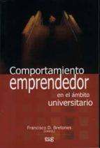 comportamiento emprendedor en el ambito universitario-francisco d. bretones-9788433849854