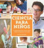 ciencia para niños. actividades en familia-liz lee heinecke-9788434210554
