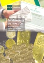 fundamentos de inversión (ebook)-raquel arguedas sanz-julio gonzalez arias-monica oliver yebenes-9788436262254