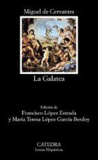 la galatea-miguel de cervantes saavedra-9788437613154