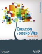creacion y diseño web. edicion 2012 matthew macdonald 9788441529854
