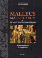 malleus maleficarum o el martillo de los brujos heinrich kramer 9788445909454