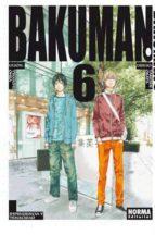 bakuman (vol. 6) (2ª ed.) takeshi obata tsugumi ohba 9788467905854