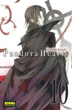 pandora hearts 10 jun mochizuki 9788467912654