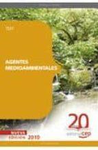 agentes medioambientales. test-9788468101354