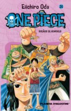 one piece nº 24-eiichiro oda-9788468471754