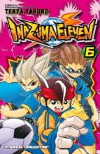 inazuma eleven nº 6-tenya yabuno-9788468476254