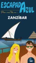 zanzibar 2012 (escapada azul) 9788480238854