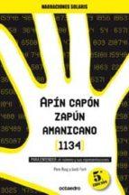 apin capon zapun amanicano (1134): para entender: el numero y sus representaciones pere roig planas jordi font agusti 9788480632454