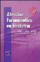 atencion farmaceutica en geriatria-j. herrera carranza-j.c. montero torrejon-9788481748154
