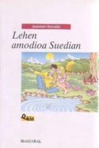 lehen amodioa suedian (batua)-joxemari iturralde-9788483250754