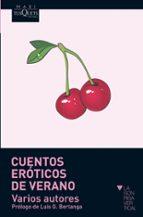 cuentos eroticos de verano 9788483835654