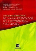 manual de psicologia de la actividad fisica y del deporte aurelio olmedilla zafra 9788484259954