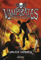 sangre de capitán (vampiratas 3) (ebook)-justin somper-9788484417354