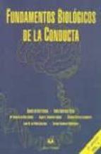 fundamentos biologicos de la conducta (2 vols.) (2ª ed.) 9788488667854