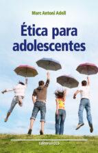 ética para adolescentes (ebook)-marc antoni adell i cueva-9788490237861