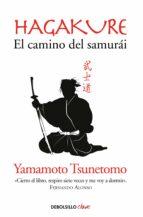 hagakure. el camino del samurai-yamamoto tsunetomo-9788490629154