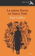 la señora harris en nueva york (ebook)-paul gallico-9788490654354