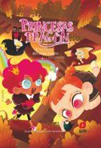 princesas dragon 7: el secreto del sapo negro-pedro mañas romero-9788491079354