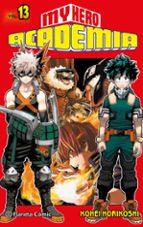 my hero academia nº 13-kohei horikoshi-9788491468554