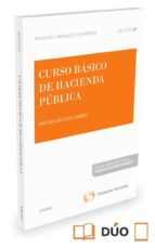 civitas: curso básico de hacienda pública (4ª ed) antonio bustos gisbert 9788491526254