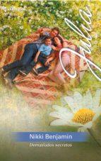 demasiados secretos (ebook)-nikki benjamin-9788491700654